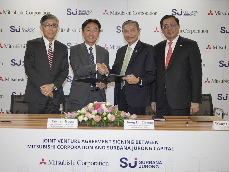 Surbana Jurong Mitsubishi Corporation